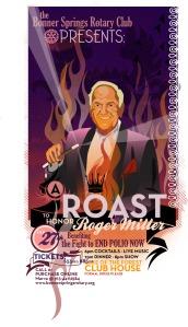 roger roast 2010