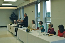 Mayor's Banquet hosted by the Bonner Springs Rotary